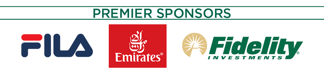 Premier Sponsors of the Hall of Fame Open
